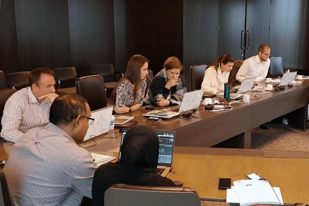 Commodity Trader Training case study