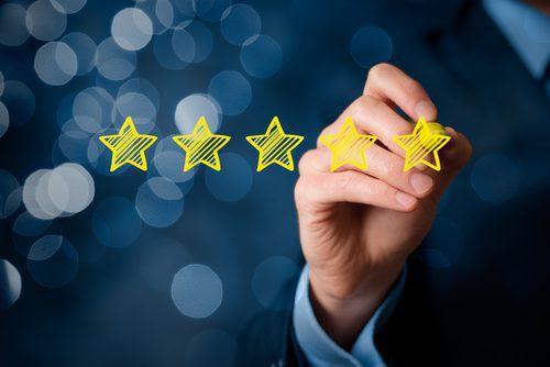 5-Star reviews