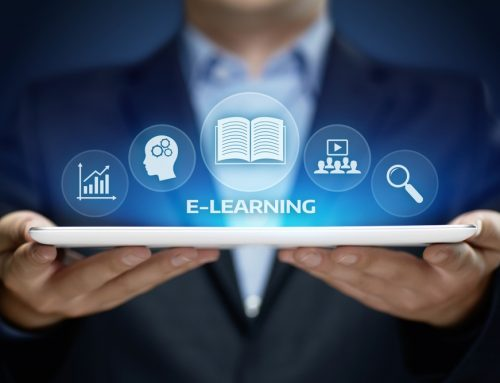 Interactive E-Learning on demand for businesses